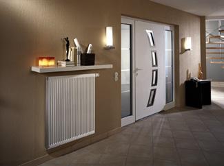 portes d 39 entr e pvc menuiserie petetin. Black Bedroom Furniture Sets. Home Design Ideas
